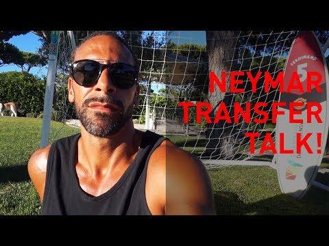 Neymar world record transfer to PSG from Barcelona for 196 million!!!