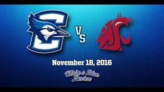 Creighton vs Washington State (11/18/2016)