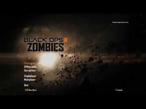 Black Ops 2 Redacted Online/Offline PC crack gameplay - Online matchmaking is possible !