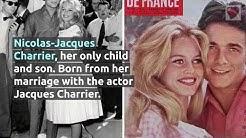Brigitte Bardot and her son Nicolas - www.bardotbrigitte.com