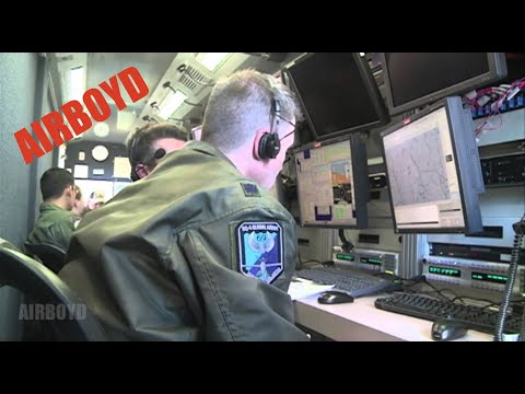 RQ-4 Global Hawk Mission Control Element