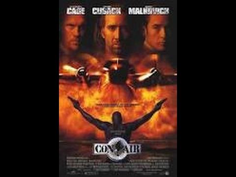 Con Air 1997 Nicolas Cage John Cusack John Malkovich Youtube