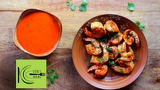 Grilled Shrimp With Sweet & Sour Sauce Recipe