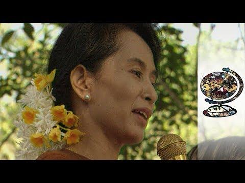 A Feisty Flower - Burma