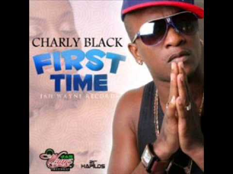 CHARLY BLACK  _FIRST TIME (HORNY WINE)JAHWAYNE RECORDZ
