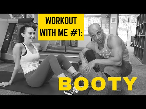 Workout With Me #1: First Day Back!!   Sydney Carlson