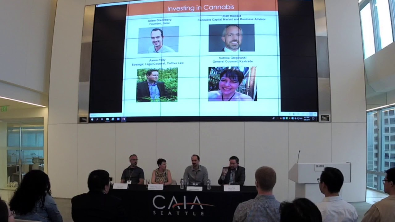 CAIA Presents: Investing In Cannabis (2019)