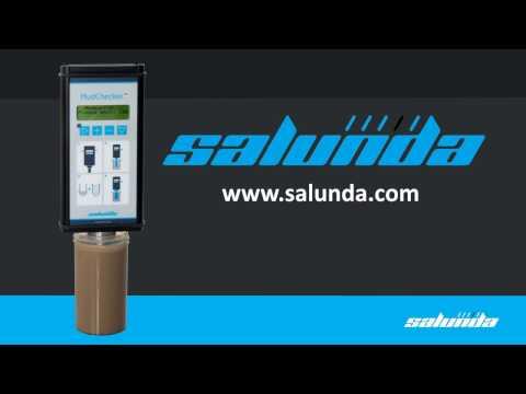 MudChecker®   Drilling Fluid Analyser   Salunda