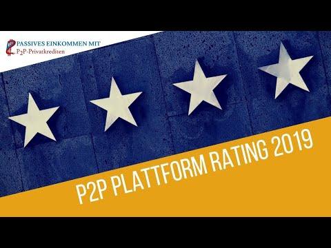 P2P Plattform Rating - Mehr Klarheit für dein P2P Investment