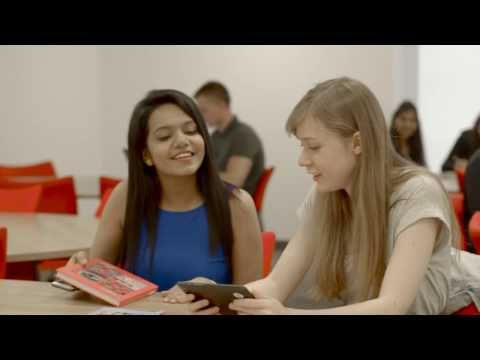 Reasons to study at Leicester Castle Business School