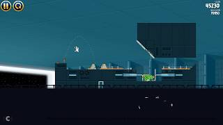 Angry Birds Star Wars Death Star Level 2 18  73690