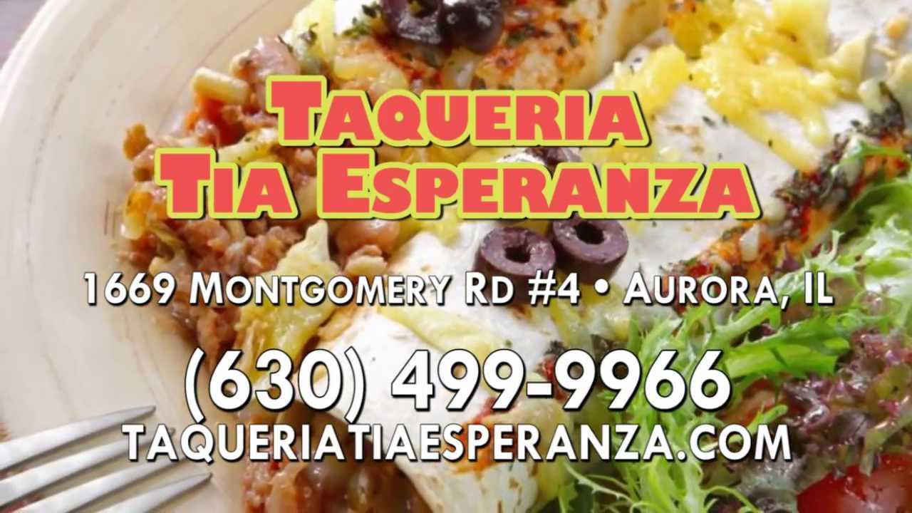 Mexican Restaurant Mexican Food In Aurora Il 60504