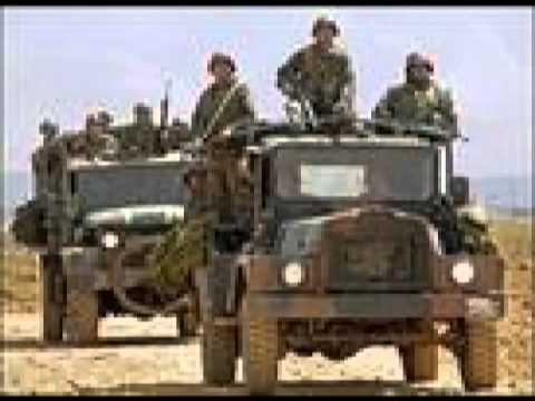 الجيش الجزائري algerian army  הצבא האלג'ירי