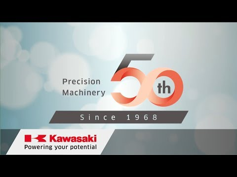 Kawasaki: A 50 year history of the precision machinery division