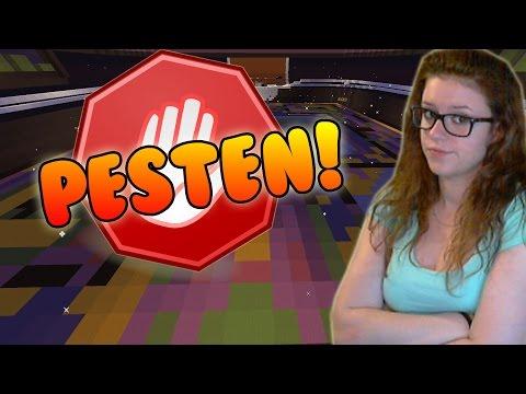 ZEG STOP TEGEN PESTEN! - Minecraft Blockparty