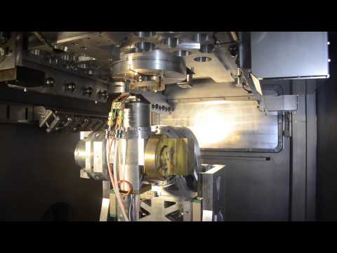 Automatic Ion Beam Figuring Process