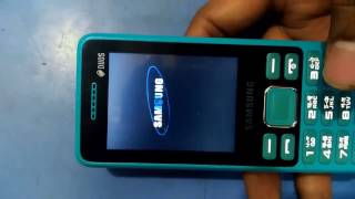 Samsung SM-B350E Hard reset