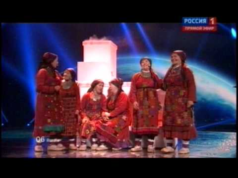 EUROVISION 2012 - RUSSIA - Buranovskiye Babushki - Party For Everybody FINAL