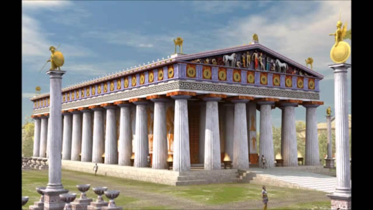 greek architecture crystalinks - 736×471
