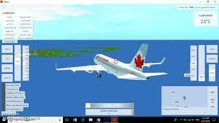 TNCC - TXKF FULL FLIGHT PREVIEW | VFS | ROBLOX