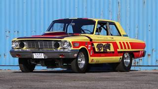 Clash of the Classics - 1964 Ford Thunderbolt vs. 1964 Olds 442