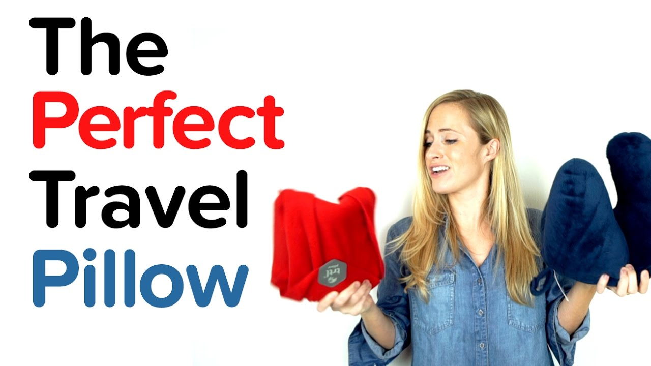 trtl travel pillow reviews The Best Travel Pillow   trtl Pillow VS J Pillow Review   YouTube trtl travel pillow reviews