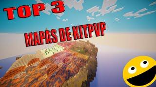 TOP 3 MELHORES MAPAS PARA SEU SERVER DE KIT PVP 1.7 E .1.8