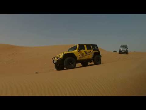 You Drive Desert Experience