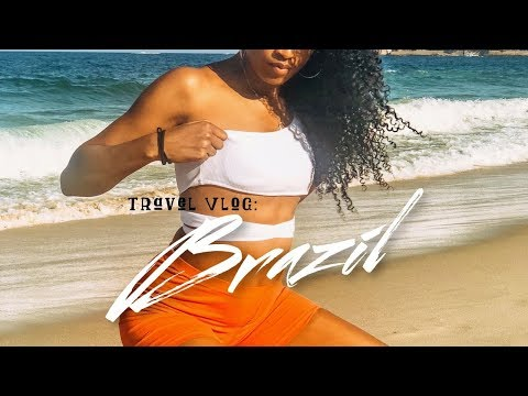 Finally! Welcome to Brazil & New York! Travel Vlog|Travel Diary 01