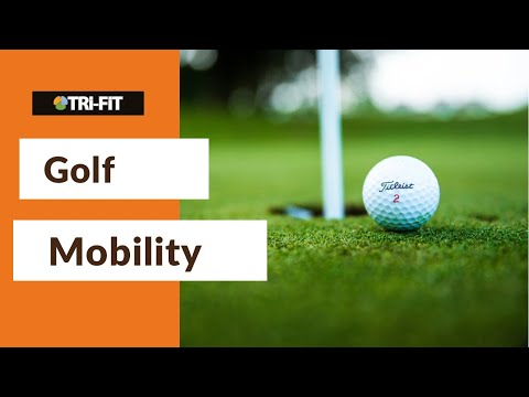 Golf Mobility/ Core Strength Exercises