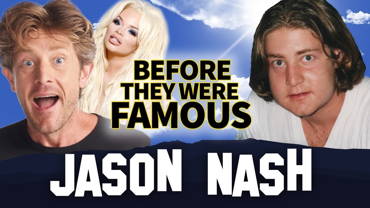 JASON NASH   Before They Were Famous   Old Guy From The Vlogs