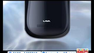 HomeShop18.com - Lava Discover 136 Touch Dual Sim Phone
