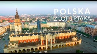 Polska z lotu ptaka / Aerial footage of Poland
