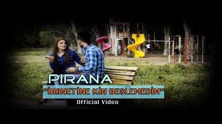 Dj Pirana - İHANETİNE KİN BESLEMEDİM - (Video Klip) - Gümüş Records