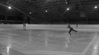 last time skating @ this ice rink :( gonna miss it so much!