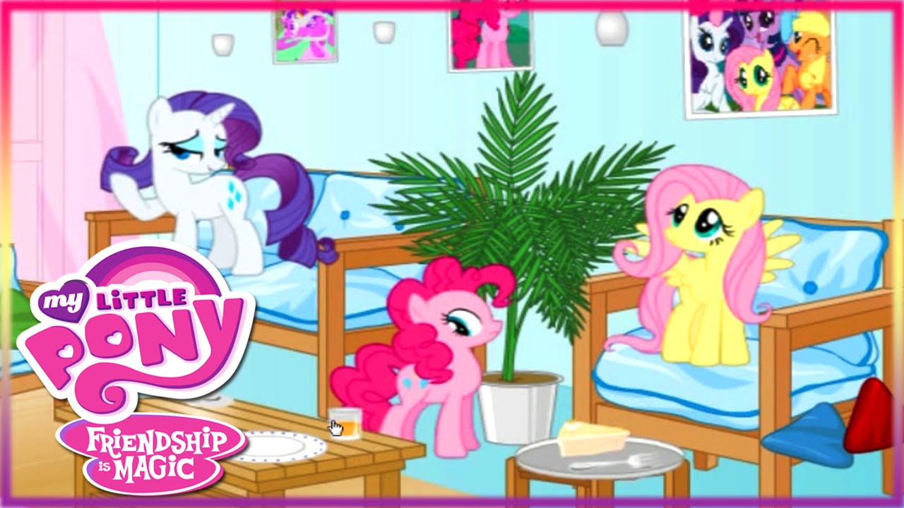My Little Pony Friendship Is Magic Decoration Living Room Game For Children