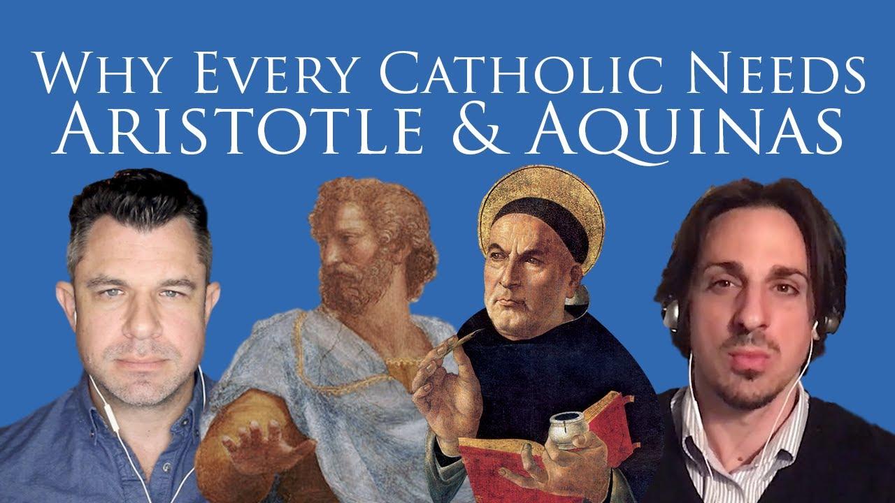 183: Why Every Catholic NEEDS Aristotle and Aquinas [Podcast
