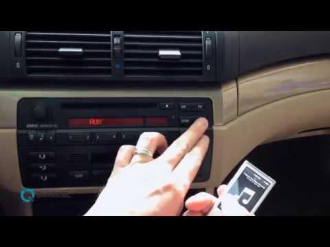 Pre-2002 BMW Aux Audio Input