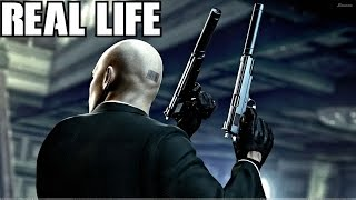 Real Life Hitman Live Action Gameplay