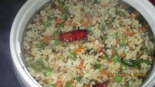 AVAL KICHIDI (அவல் கிச்சிடி) Flattened rice