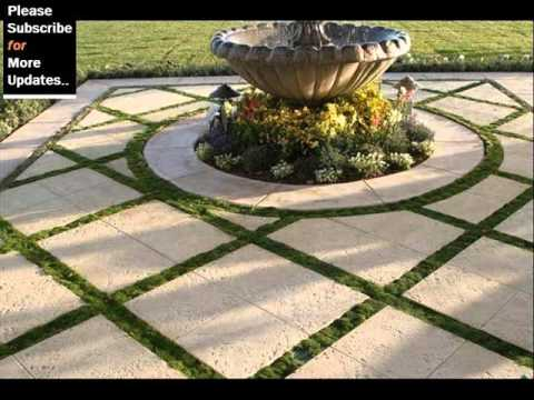 Landscape Pavers Grass Landscaping Picture Ideas Youtube