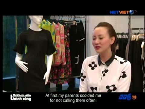 Kelly Bùi - Phiêu và nghiêm khắc ( ĐƯỜNG ĐẾN THÀNH CÔNG _ VTC10 thực hiện)