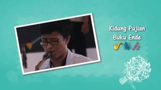 Lagu rohani instrumental saxophone buku ende BE 465 pasu-pasu lehonon mu