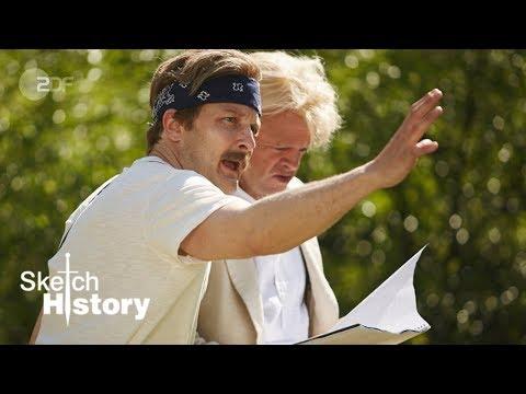 Kinski - Die ganze Wahrheit! NEUE STAFFEL Sketch History 2018 | ZDF