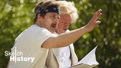 Kinski - Die ganze Wahrheit! NEUE STAFFEL Sketch History 2018   ZDF