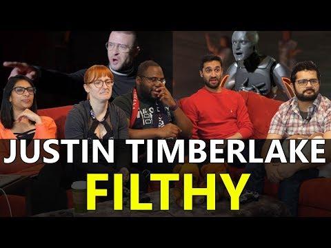 "Music Monday: Justin Timberlake ""Filthy"" - Group Reaction"