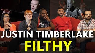 "Music Monday: Justin Timberlake ""Filthy"" - Group Reaction"