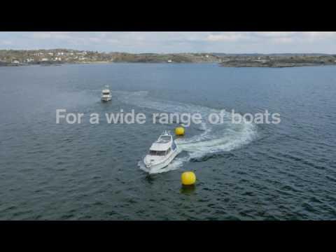 Volvo Penta – superior maneuvering with joystick control
