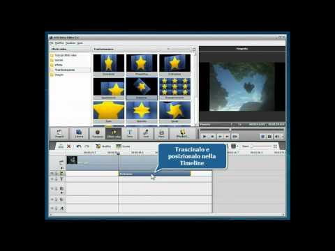 Come ruotare video usando AVS Video Editor?