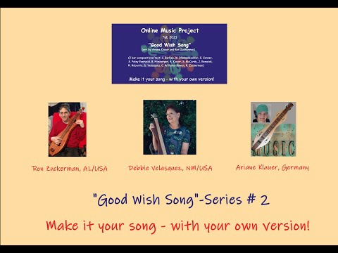 """Good Wish Song 2021"" - Own Version Series #2"